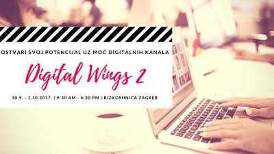 Digital Wings 2 – Ostvari svoj potencijal uz digitalne kanale